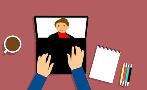IT、パソコン、画面