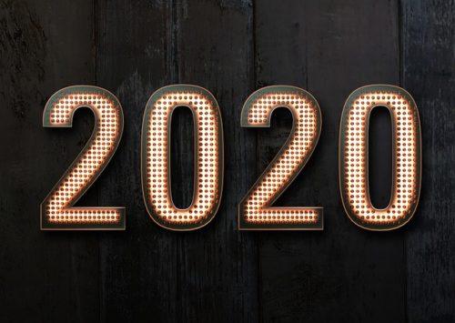 2020年、変化、これから