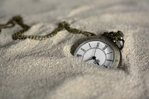 時計、時間、時効